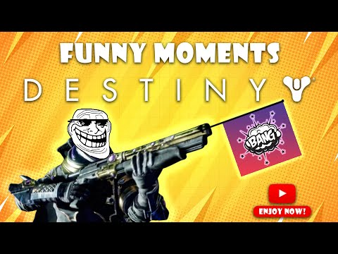 Destiny2 funny moments :)