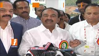 Minister Etela Rajender Launches 11th South Asia's Poultry Expo 2017 In Hitex | Hyderabad | iNews - INEWS