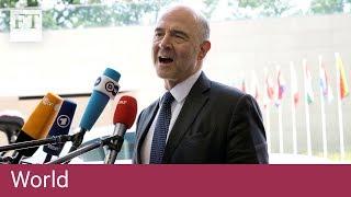 EU commissioner calls end to Greek crisis - FINANCIALTIMESVIDEOS