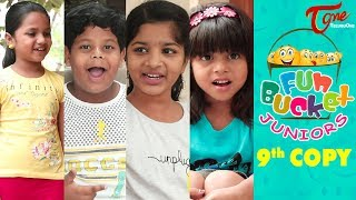 Fun Bucket JUNIORS | Episode 9 | Kids Funny Videos | Comedy Web Series - TELUGUONE