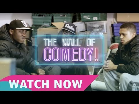 Mandem On The Wall - Episode 9