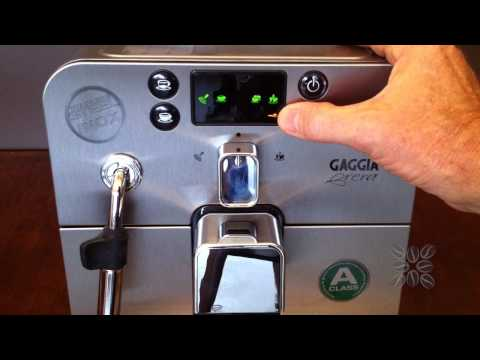 Gaggia Brera 1 3 Introduction
