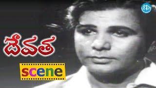 Devata Movie Climax Scene || Chittor V Nagaiah, Kumari, Mudigonda Lingamurthy - IDREAMMOVIES