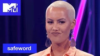 'Will Amber Rose Lick, Suck, or Use Her Safe Word?' Official Sneak Peek | SafeWord | MTV - MTV