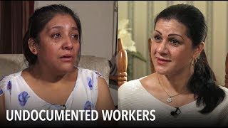 Undocumented Immigrants at Trump National Golf Club - VOAVIDEO