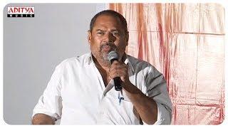 R Narayamurthy About Chiranjeevi , Umesh Guptha @ Marketlo Prajaswamyam Audio Launch - ADITYAMUSIC