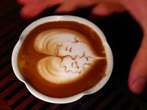 latte art