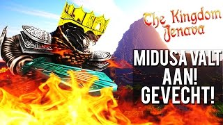 Thumbnail van \'MIDUSA VS JENAVA \'- The Kingdom Jenava Survival - Deel 8