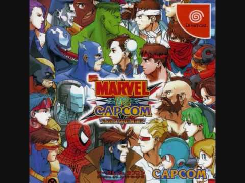 Marvel Vs. Capcom - Character Selection Theme (Looped)