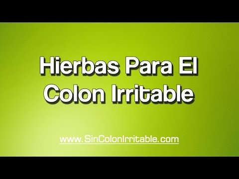 Hierbas Para El Colon Irritable - Hierbas Para Tratar El Colon Irritable
