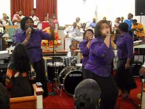 The Anointed Hinds Sisters Goin Hard!