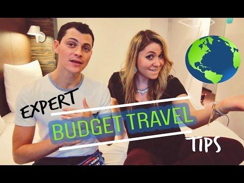 EXPERT BUDGET TRAVEL TIPS || w/ Nomadic Matt