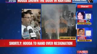 Captain Abhimanyu Singh slams 'dynastic politics' - TIMESNOWONLINE
