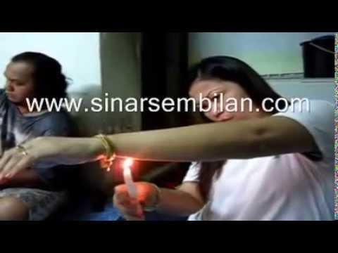 menguasai energy besi dan debus kebal api