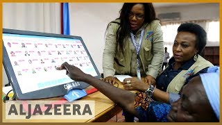 🇨🇩DRC's new electronic machines 'could help rig election' | Al Jazeera English - ALJAZEERAENGLISH