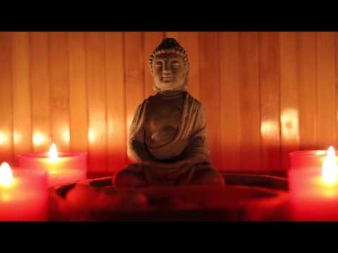 1 Hour of Buddhist Meditation With Candles And Tibetan Choir