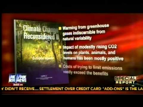 Fox News Covers Latest Skeptic Climate Report from NIPCC