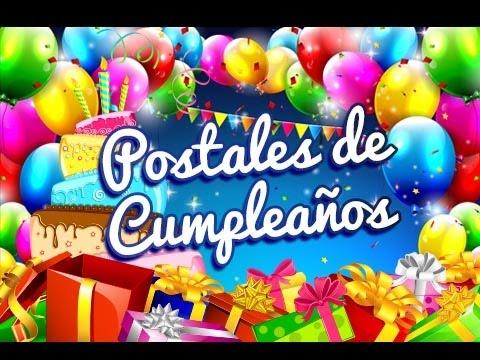 Postales de Cumpleaños Gratis   Etiquetate.net
