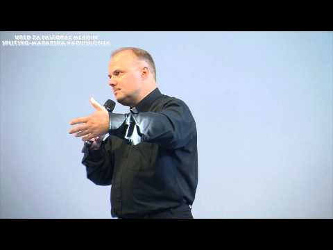 Duhovna obnova za mlade u Splitu 2013. - don Damir Stojić - Predavanje