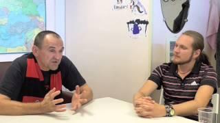 Интервью с президентом фан клуба ФК Милан