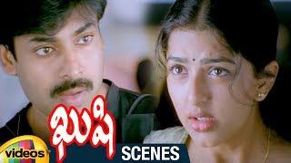 Bhumika Misunderstands Pawan Kalyan | Kushi Telugu Movie Scenes | Ali | Mango Videos - MANGOVIDEOS