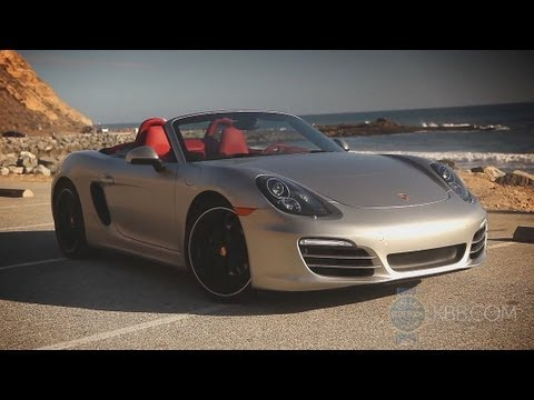 2013 Porsche Boxster Video Review - Kelley Blue Book