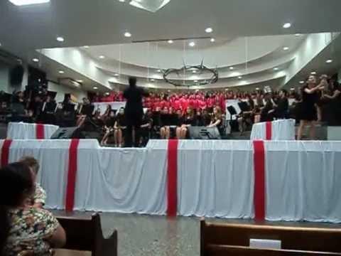 Cantata de Páscoa - Igreja Evangélica Assembleia de Deus em Cacoal