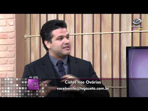 Você Bonita - Cistos nos Ovários (01/08/13)