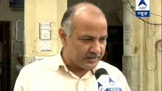 Delhi Police working according to BJP agenda: Manish Sisodia - ABPNEWSTV