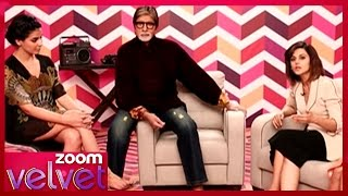 Pink Movie Stars On Why Should The Audience Watch The Film | zoom Velvet | EXCLUSIVE