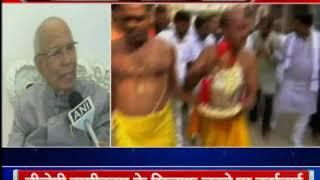 कांग्रेस वरिष्ठ नेता हंसराज भारद्वाज ने राहुल के मंदिर-मंदिर जाने पर बड़ा दिया बयान - ITVNEWSINDIA