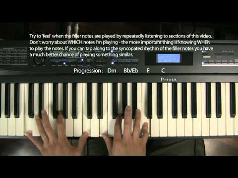 Loop 3 - Chord Progression - Piano Improvisation Lesson