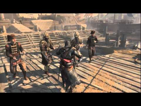 Assassins Creed Revelations - Single Player Gameplay Trailer (HD 720p)