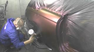 Покраска авто в ХАМЕЛЕОН (часть - 5)
