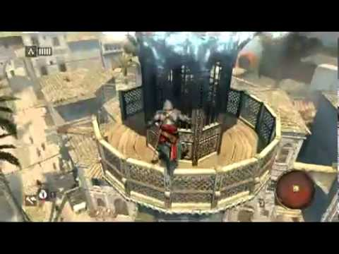 Assassins Creed Revelations - retaking districts