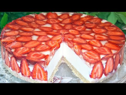 Торт суфле без выпечки пошаговый рецепт