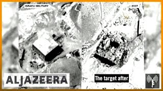 🇮🇱 Israel releases video of 2007 air raid on Syria nuclear reactor | Al Jazeera English - ALJAZEERAENGLISH