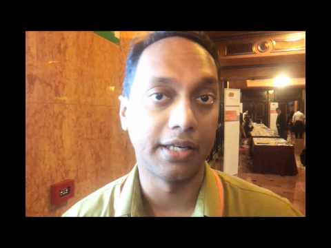 #sbf12 - Interview Series: Rawn Shah, IBM