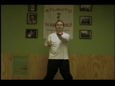 Wing Chun Siu Nim Tao Form - Sifu Jonathan Petree of Atlantic Warriors Wing Chun.AVI