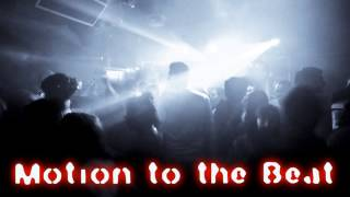 Royalty Free House Techno Background:Motion of the Beat