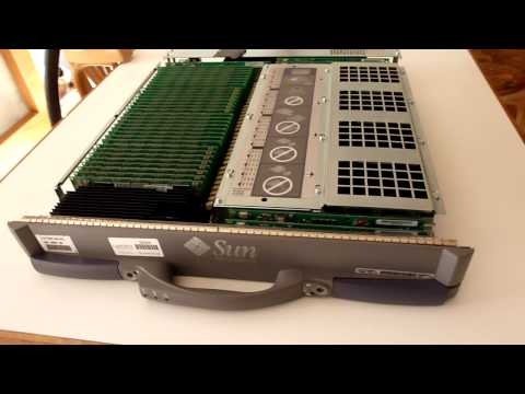 GAMING SERVER =Sun Blade Server 595-7032 Quad 1015 MHz with 16GB RAM