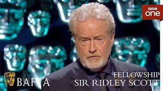 Sir Ridley Scott accepts BAFTA Fellowship - The British Academy Film Awards: 2018 - BBC One - BBC