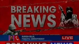 J&K: Encounter underway in Tanghdar; gunfight between forces and terrorists - NEWSXLIVE