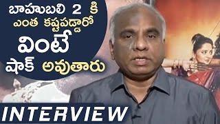 VFX Supervisor Kamal Khannan Special Interview About Baahubali 2 | TFPC - TFPC