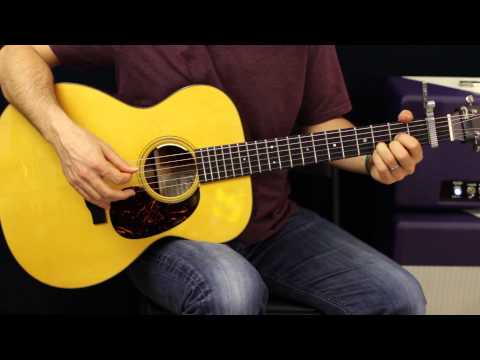 Axis Of Four Acoustic Guitar Chords - Shontelle - Impossible - How To Play
