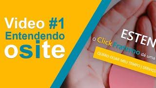Click Fraterno - O Website e a proposta pelo seu idealizador