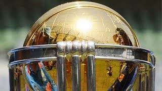 ICC Cricket World Cup trophy to arrive in Bengaluru today - TIMESOFINDIACHANNEL