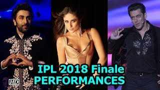 IPL to get Bollywood Tadka | Salman, Ranbir, Kareena at IPL Finale - IANSLIVE