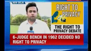 9-judge SC bench hearing the petition - NEWSXLIVE