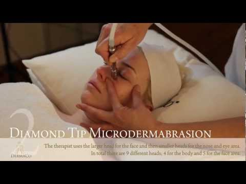 MIcrodermabrasion and more beauty treatments from DermaCo